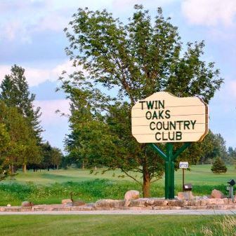 Golf Course Photo, Twin Oaks Country Club | Twin Oaks Golf Course, Denmark, 54208