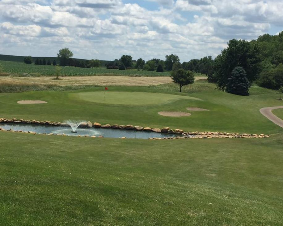 Twin Creek Golf Club, Pender, Nebraska,  - Golf Course Photo