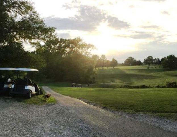 Twin Oaks Golf Club, Blandinsville, Illinois,  - Golf Course Photo