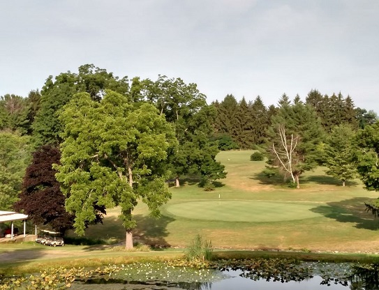 Twin Oaks Golf Course, Dallas, Pennsylvania,  - Golf Course Photo