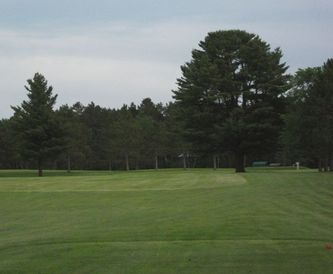 Golf Course Photo, Twin Pines Golf Course, Bagley, Minnesota, 56621