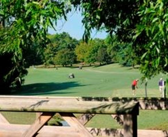 Golf Course Photo, Two Rivers Golf Course, Nashville, 37214