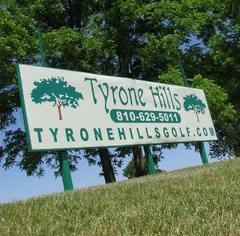 Tyrone Hills Golf Course,Fenton, Michigan,  - Golf Course Photo