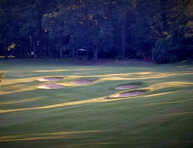 Umstead Pines Willowhaven Golf Course