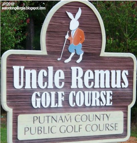 Uncle Remus Golf Course,Eatonton, Georgia,  - Golf Course Photo