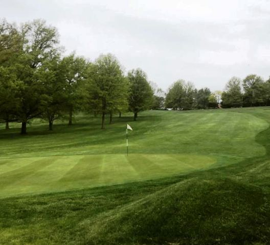 Uniontown Country Club, Uniontown, Pennsylvania,  - Golf Course Photo