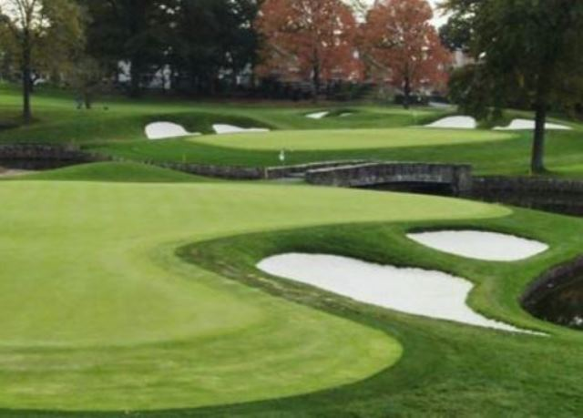 Golf Course Photo, Upper Montclair Country Club, Clifton, 07012