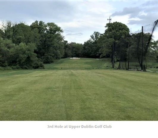 Golf Course Photo, Upper Dublin Golf Club, CLOSED 2019, Dresher, 19025