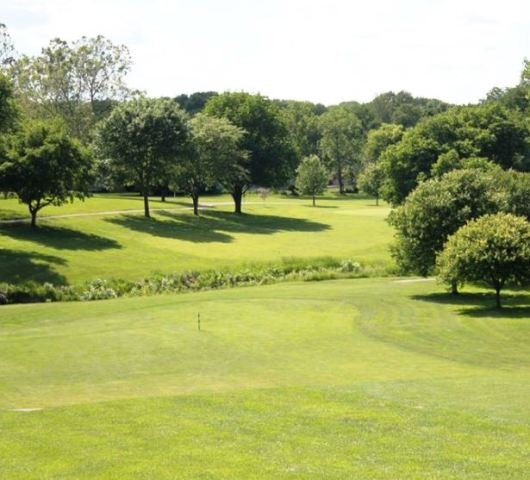 Golf Course Photo, Urbandale Golf & Country Club, Urbandale, Iowa, 50322