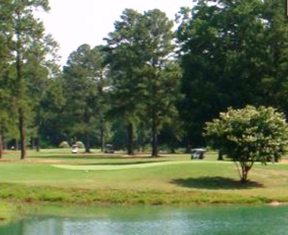 Valley Pine Country Club,Lasker, North Carolina,  - Golf Course Photo