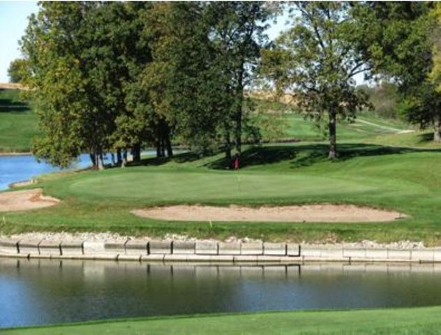 Valley View Country Club,Cambridge, Illinois,  - Golf Course Photo