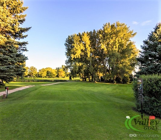 Valley Golf Course, Willmar, Minnesota,  - Golf Course Photo