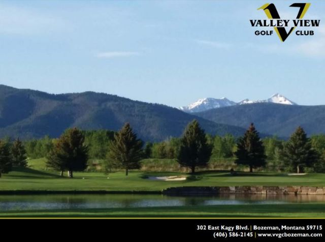 Valley View Golf Club, Bozeman, Montana,  - Golf Course Photo