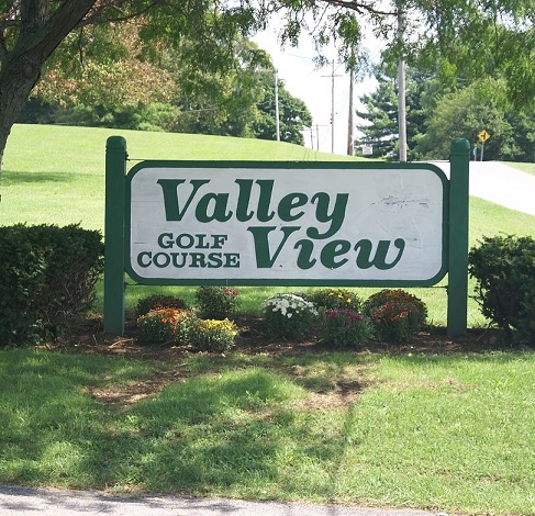 Valley View Golf Course, Middletown, Indiana,  - Golf Course Photo
