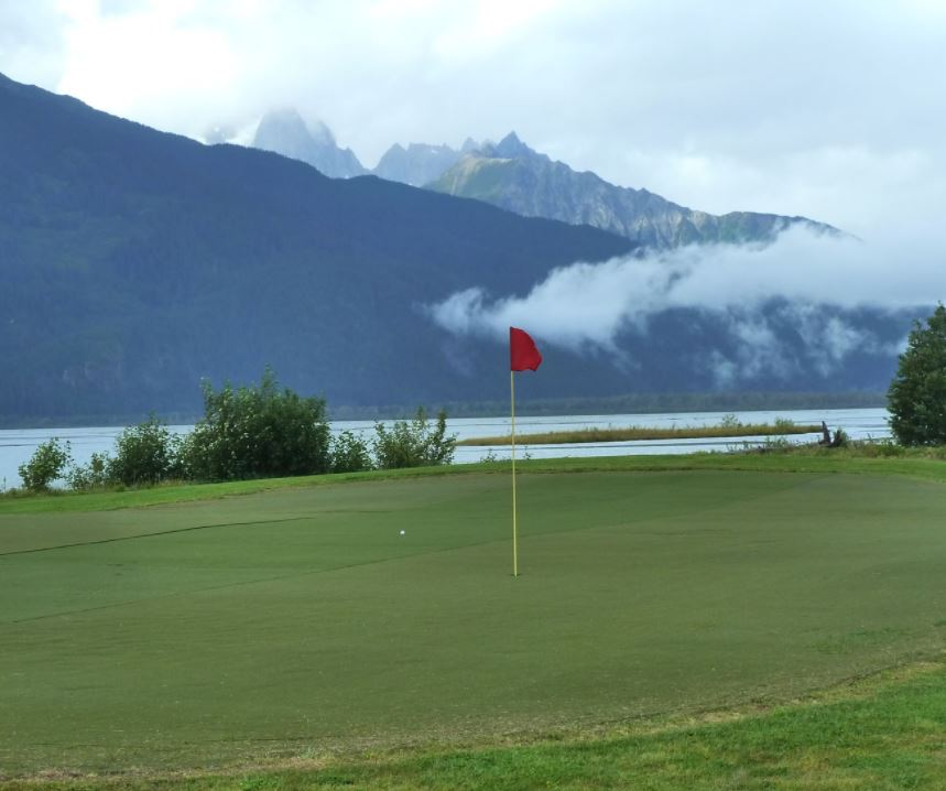 Valley of the Eagles Golf Course, Haines, Alaska, 99827 - Golf Course Photo