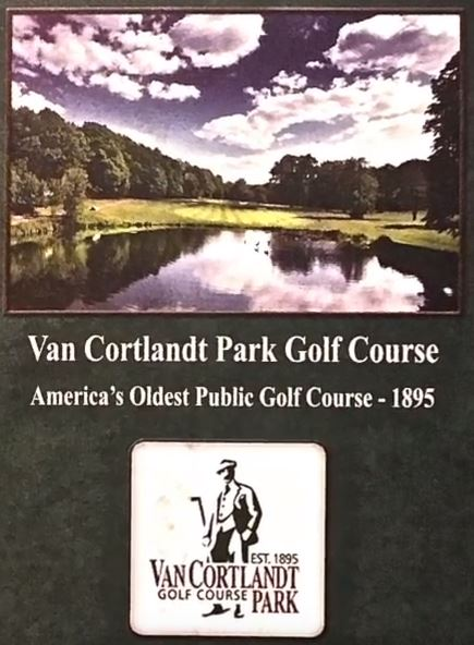 Golf Course Photo, Van Cortlandt Park Golf Course, Bronx, New York, 10471