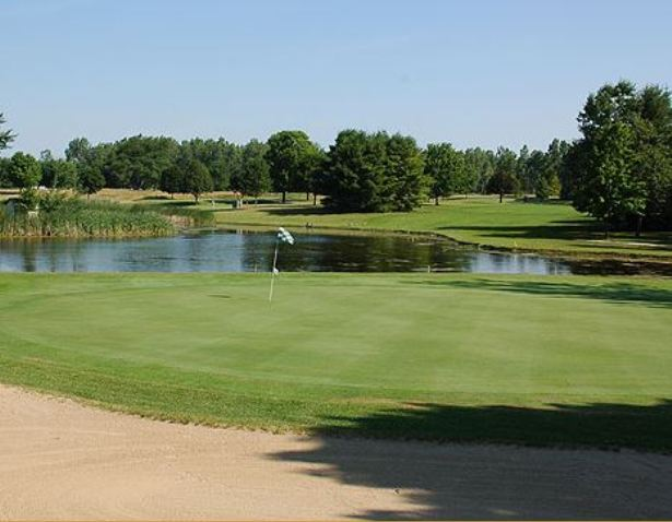 Golf Course Photo, Vassar Golf & Country Club | Vassar Golf Course, Vassar, 48768