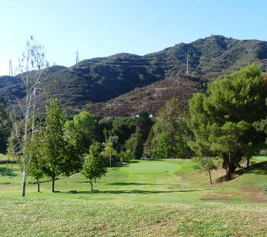 Verdugo Hills Golf Course, CLOSED 2017, Tujunga, California, 91042 - Golf Course Photo
