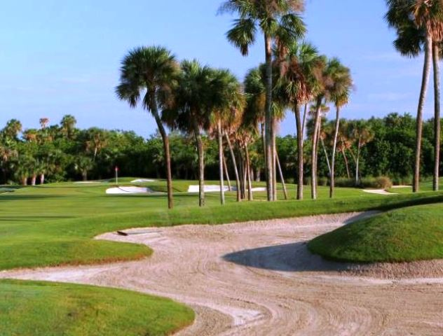 Vero Beach Country Club,Vero Beach, Florida,  - Golf Course Photo
