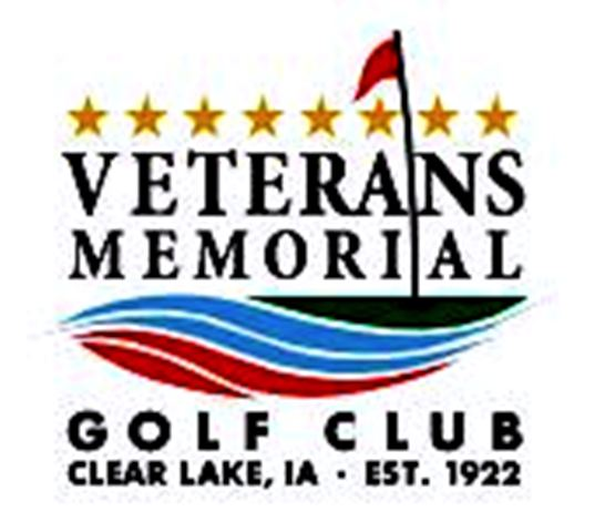 Golf Course Photo, Veterans Memorial Golf Club, Clear Lake, 50428