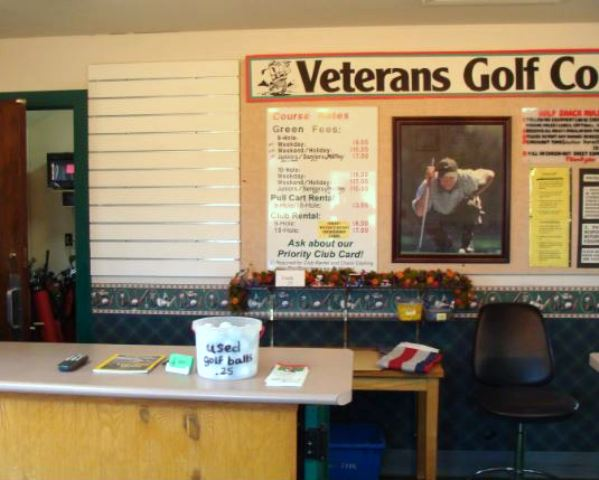Veterans Golf Course, CLOSED 2014,Tomah, Wisconsin,  - Golf Course Photo