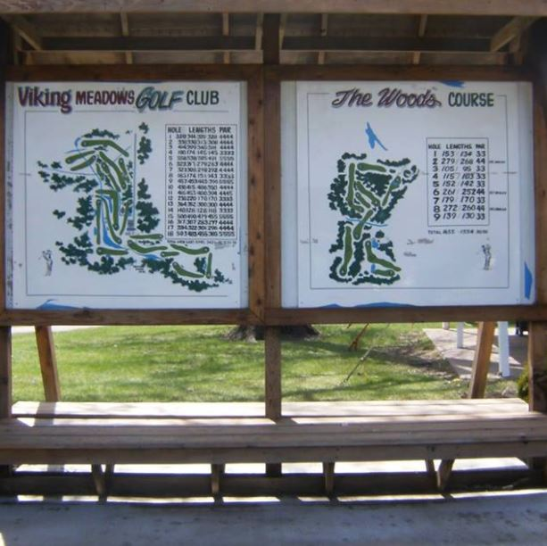 Viking Meadows Golf Club, Meadows Course, East Bethel, Minnesota,  - Golf Course Photo
