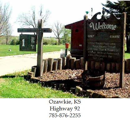 Village Greens Golf Course, Ozawkie, Kansas,  - Golf Course Photo