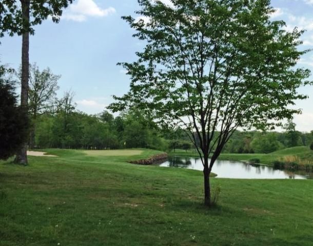 Golf Course Photo, Virginia Golf Center & Academy, Clifton, 20124