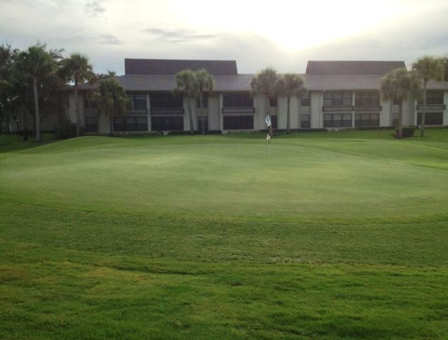 Golf Course Photo, Vista Plantation Golf Course, Vero Beach, 32966