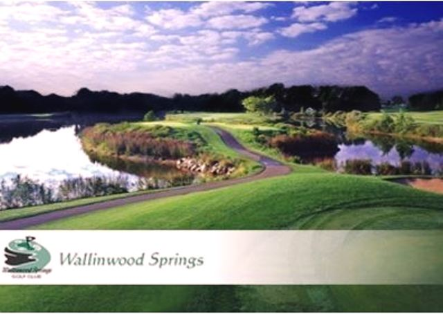 Golf Course Photo, Wallinwood Springs Golf Club, Jenison, 49428