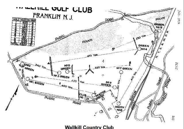 Walkill Country Club
