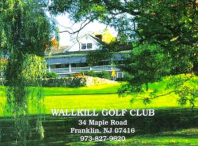 Golf Course Photo, Walkill Country Club, Franklin, 07416