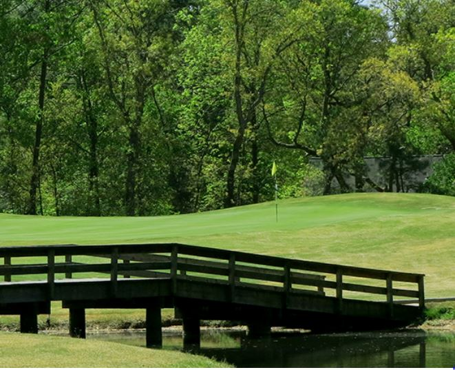 Golf Course Photo, Walnut Creek Country Club, Goldsboro, North Carolina, 27534