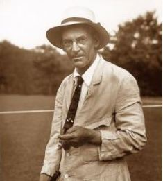 Golf architect Photo, Walter J. Travis