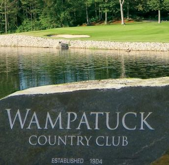Wampatuck Country Club,Canton, Massachusetts,  - Golf Course Photo