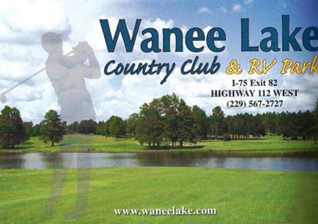Golf Course Photo, Wanee Lake Country Club, Ashburn, 31714