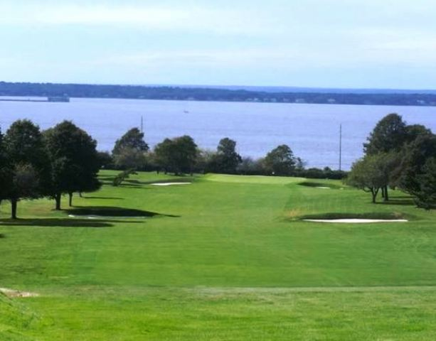 Golf Course Photo, Wanumetonomy Golf & Country Club, Middletown, 02842