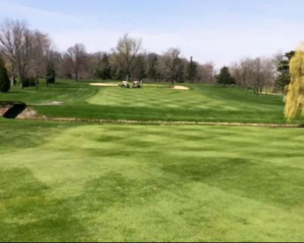 Golf Course Photo, Wapakoneta Country Club, Wapakoneta, Ohio, 45895