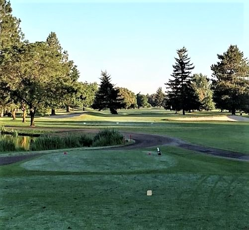 Warm Springs Golf Course, Boise, Idaho, 83712 - Golf Course Photo