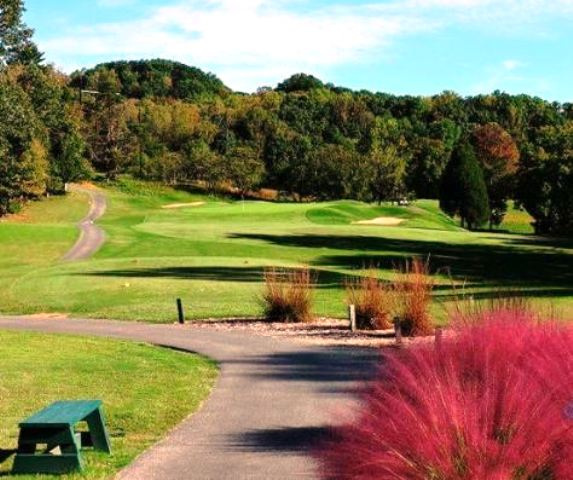 Warriors Path State Park: Warriors Path State Park Golf Course In Kingsport