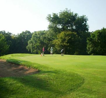 Washington Park Golf Course,Kenosha, Wisconsin,  - Golf Course Photo