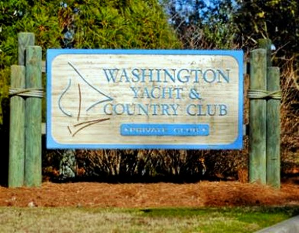 Washington Yacht & Country Club,Washington, North Carolina,  - Golf Course Photo