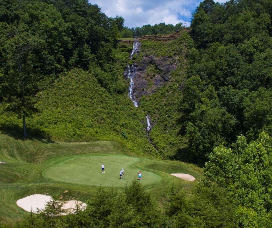 Waterfall Golf Club