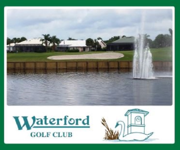 Golf Course Photo, Waterford Golf Club, Venice, Florida, 34292