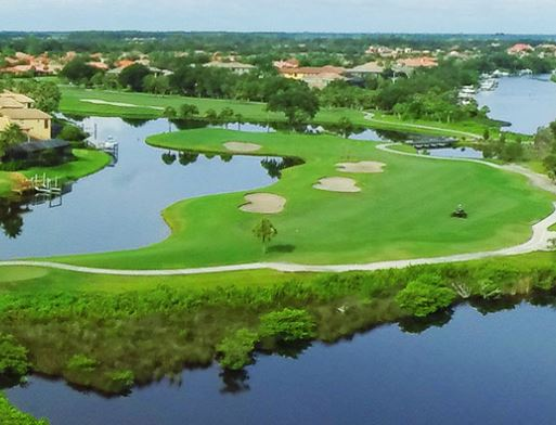 Waterlefe Golf & River Club, Bradenton, Florida, 34202 - Golf Course Photo