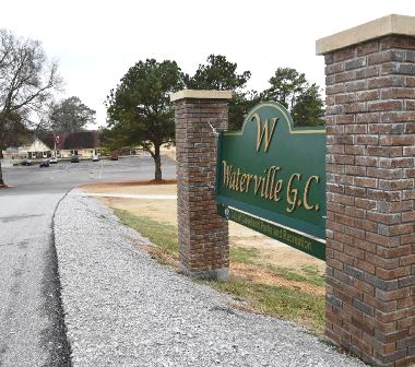 Waterville Golf Course,Cleveland, Tennessee,  - Golf Course Photo