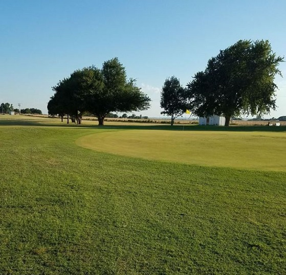 Watonga Golf Club, Watonga, Oklahoma,  - Golf Course Photo