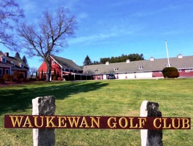 Waukewan Golf Club,Center Harbor, New Hampshire,  - Golf Course Photo