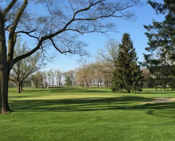 Golf Course Photo, Bairds Wayside Golf Course | Wayside Golf Course, Findlay, 45840