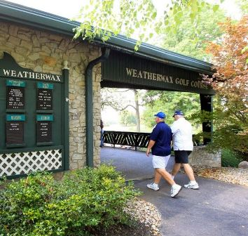 Weatherwax Golf Course, CLOSED 2016,Middletown, Ohio,  - Golf Course Photo